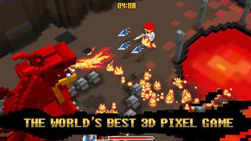 Ảnh màn hình của Pixel Knights mod