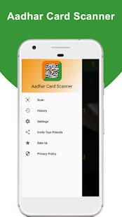 Aadhar Card Scanner – Aadhar QR Code Scanner - náhled