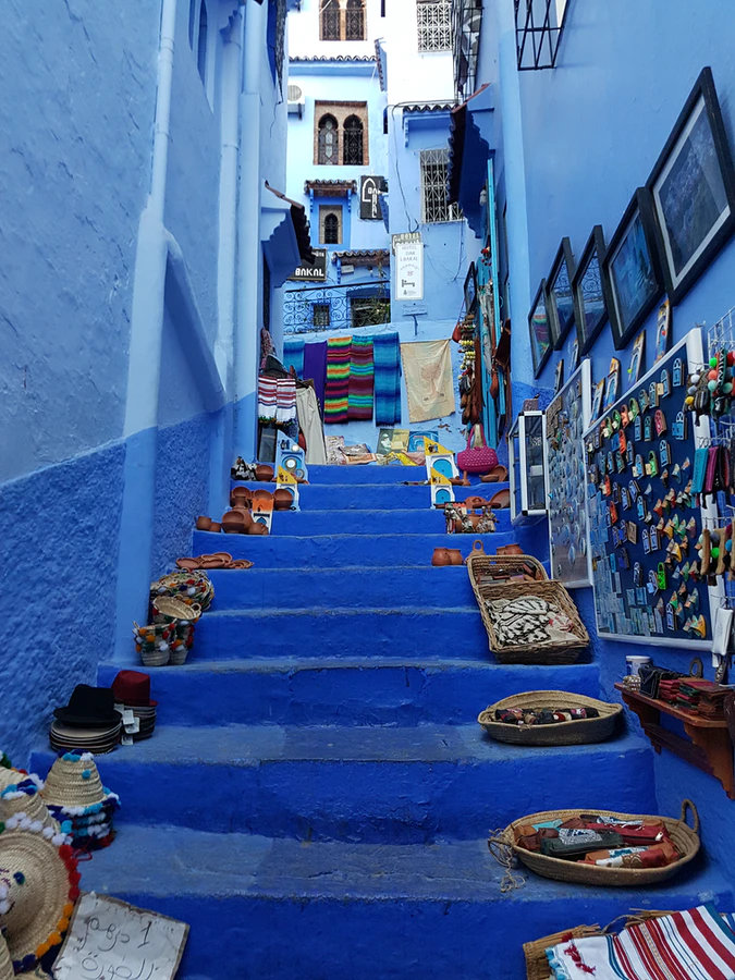 Chefchaouen, Morocco (Photo by Mohammed lak)