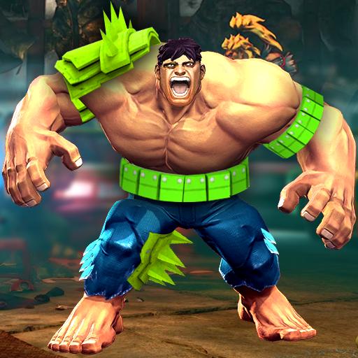 Baixar rua rei lutador: super Heróis para Android