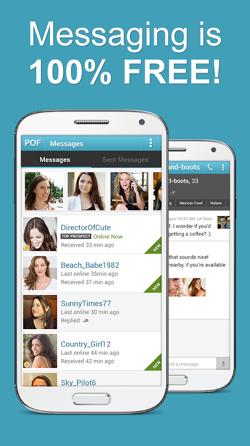 POF App Browse and Find the People You Like Review