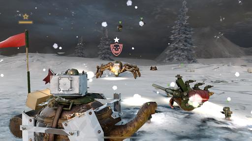 Tortue de guerre 2 - Clicker de tir APK MOD (Astuce) screenshots 3