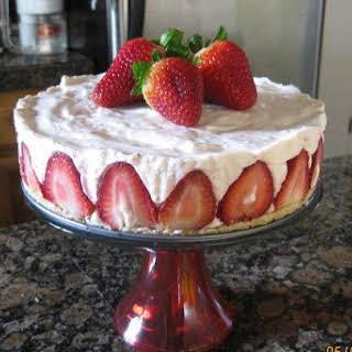 strawberry Cheesecake Supreme.