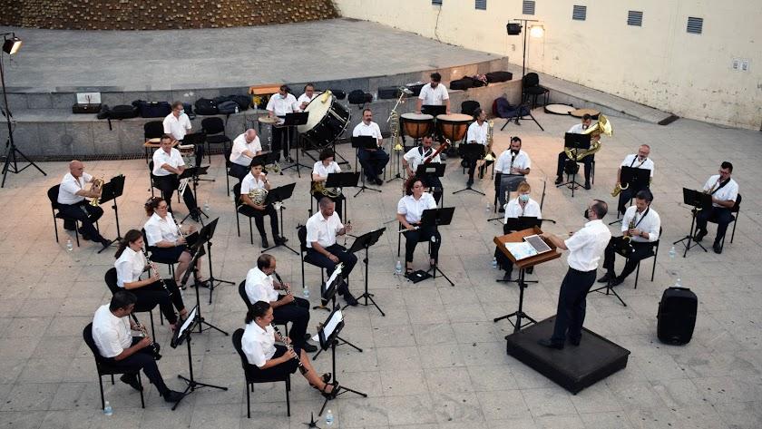El concierto tendrá  lugar este jueves en el  Anfiteatro de la Rambla  de Almería