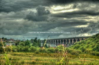 Photo: Frodsham Railway arches