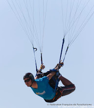 Photo: 3rd Dubai International Parachuting Championship 2011, Brice Bernier, photo Laurent Stéphane Montfort