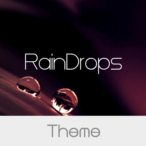 RainDrops Premium Theme