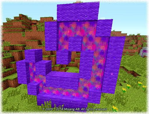 New Portal Mod for Minecraft v2.5.68 screenshots 3