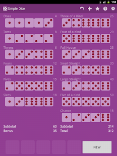 Simple Dice- screenshot thumbnail