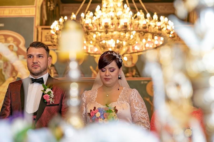 婚礼摄影师Cristian Stoica(stoica)。09.10.2018的照片