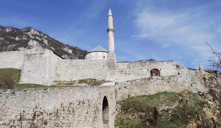 Travnik-Castle
