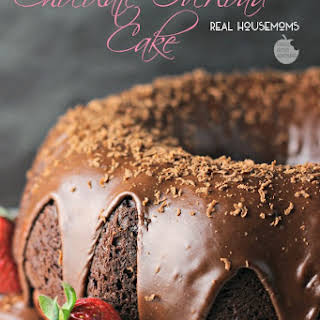 Chocolate Overload Cake.
