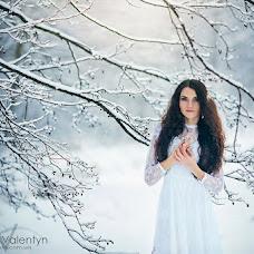 Wedding photographer Valentin Porokhnyak (StylePhoto). Photo of 10.02.2017