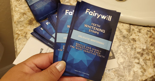 Fairywill Whitening Strips 28-Count from $7 Shipped Each on Amazon   Great Choice for Sensitive Teeth