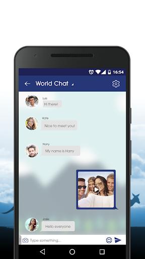玩免費遊戲APP|下載Aussie Mingle - Meet,Chat,Date app不用錢|硬是要APP