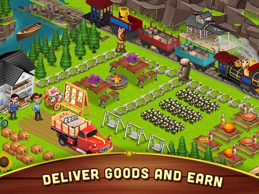 Big Little Farmer Offline Farm screenshot 14