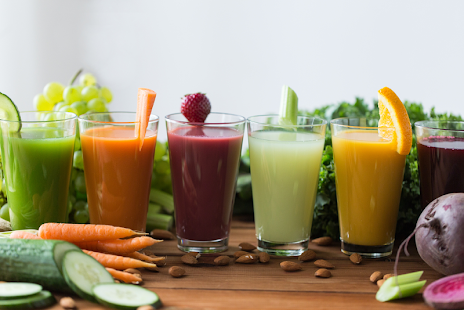 Best Fat Flush Juice 30 days Plan - náhled