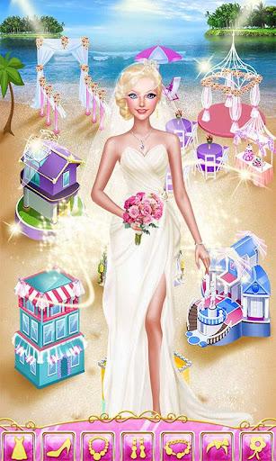 Seaside Wedding Salon Girl SPA 1.5 Screenshots 2