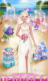 Seaside Wedding Salon Girl SPA- screenshot thumbnail