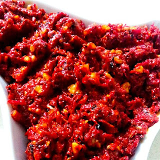 Turkish Red Pepper Recipes