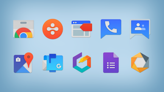 NOU - Ultimate Material Icon Pack Screenshot