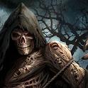 dark fantasy wallpaper icon