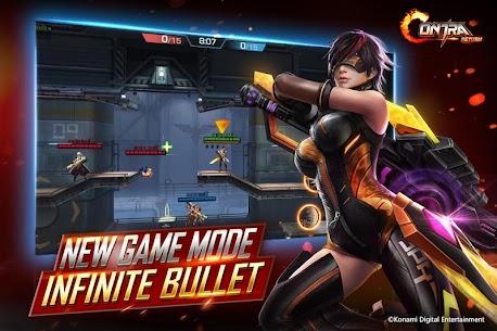 Download Garena Contra Return MOD APK English Version Android 4
