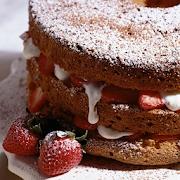 strawberry cake live wallpaper