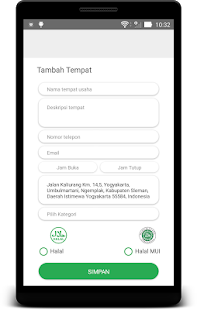 Islamic Directory (ID) - náhled