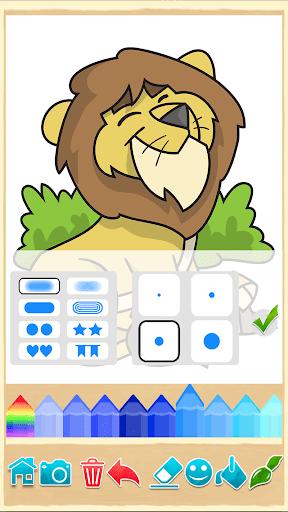 玩免費休閒APP|下載多拉著色書 app不用錢|硬是要APP