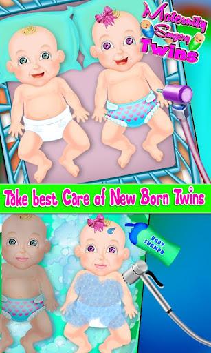 Maternity Twin Surgery Doctor 2.6 screenshots 11