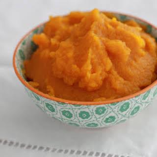Pumpkin Puree.