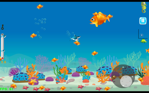 Shark Journey - Feed and Grow Fish Game filehippodl screenshot 9