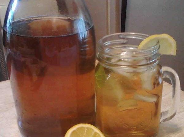 Herb Camomile Iced Tea Recipe