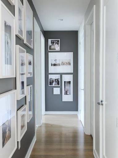 廊下のデザインのアイデア