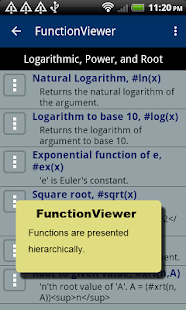 McCal-lite: Scientific Calc- screenshot thumbnail