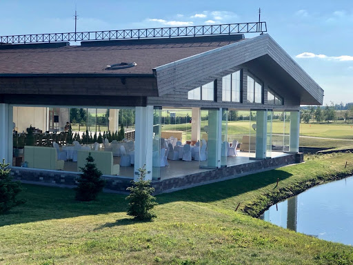 Панорамная  терраса  для свадьбы