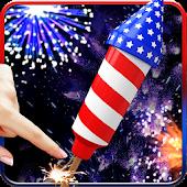 Fireworks – simulator