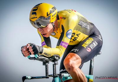 Wout van Aert reed naar de Belgische titel tijdrijden in gehypet kampioenschap in 2019