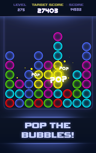 Sci-Fi Bubble Breaker 2.0.1 gameplay | by HackJr.Pw 1