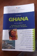 "Photo: Praktisches reisehandbuch fûr die ""Goldküste"" le guide allemande sur le Ghana"