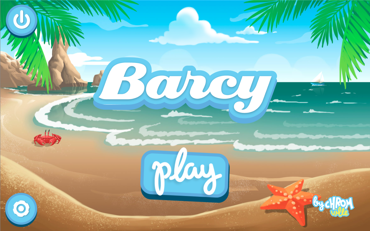 Barcy- screenshot