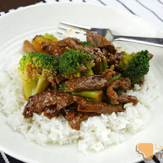 Easy Beef & Broccoli.