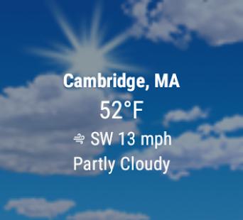 NOAA Weather Unofficial (Pro) Screenshot