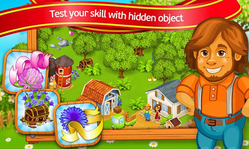 Farm Town: Cartoon Story 2.11 APK MOD screenshots 2