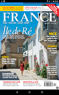 France Magazine- screenshot thumbnail