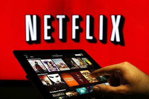The Netflix app. Picture: BLOOMBERG