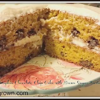 Brown Sugar Chocolate Chip Cake Recipes