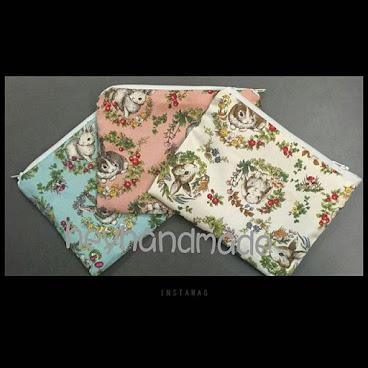 自家設計中型布袋