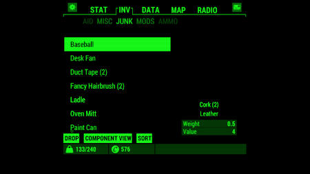 Fallout Pip-Boy 1.0 screenshot 152682